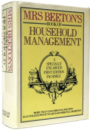 Mrs Beeton's Book of Household Management is one of THE most famous cookery books of all time - a must-have for anyone who likes spending time in the kitchen. £28.