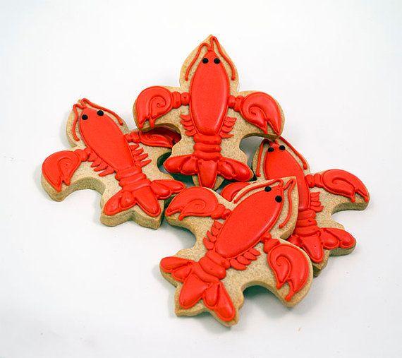 Decorated+Cookies++Mardi+Gras++Fleur+de+lis++by+katieduran+on+Etsy,+$40.00
