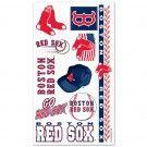 Boston Red Sox Temporary Tattoos | #Boston #BostonStrong #RedSox #BostonRedSox #Memorabilia #Sports #Merchandise #Baseball #MLB | Order Today At www.sportsnutemporium For Only $1.95