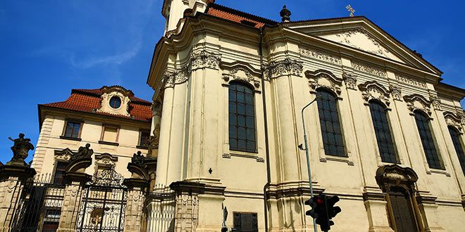 Church of Saints Cyril and Methodius – Prague Guide