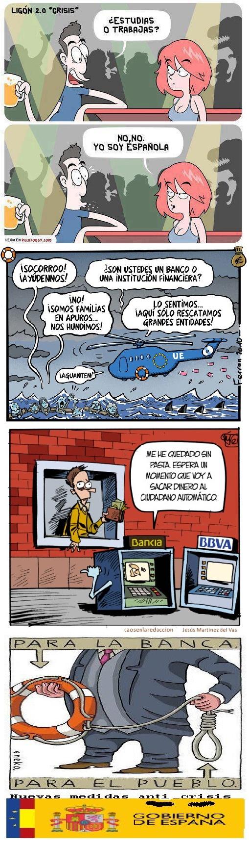 """Esta es España """"HOY-Julio de 2012"""""""