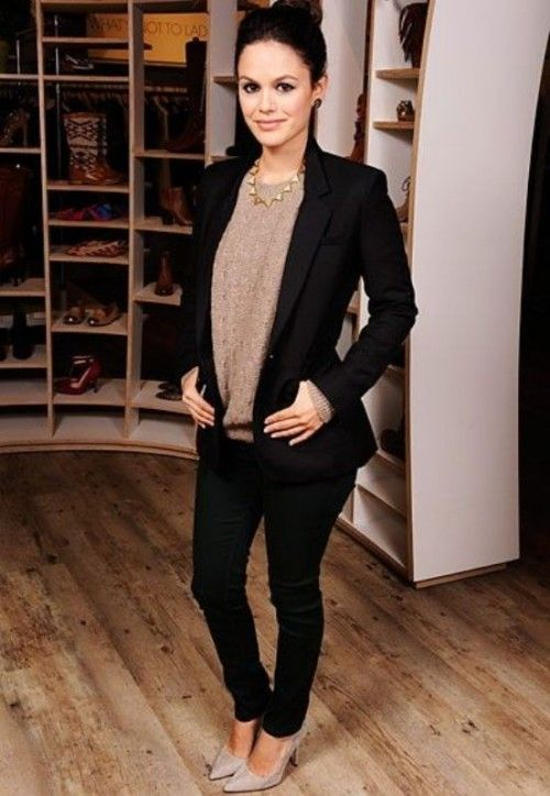 How to Dress Hot for Work While Still Looking Appropriate - Betches Love This #RachelBilson