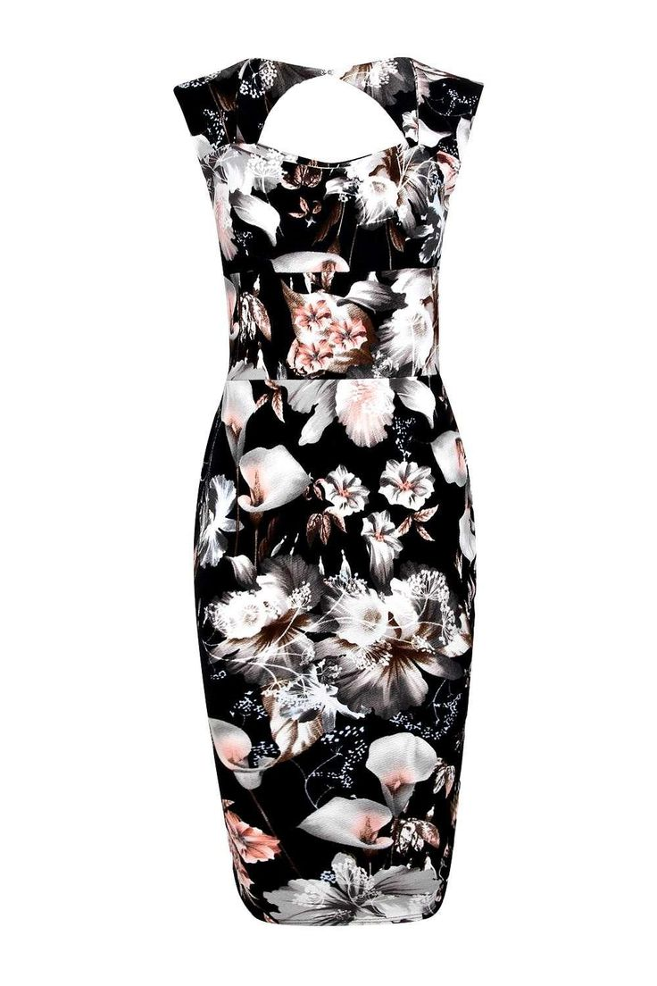 Going Out Dresses |Black, Short and White and Maxi  Evening Dresses | boohoo $30