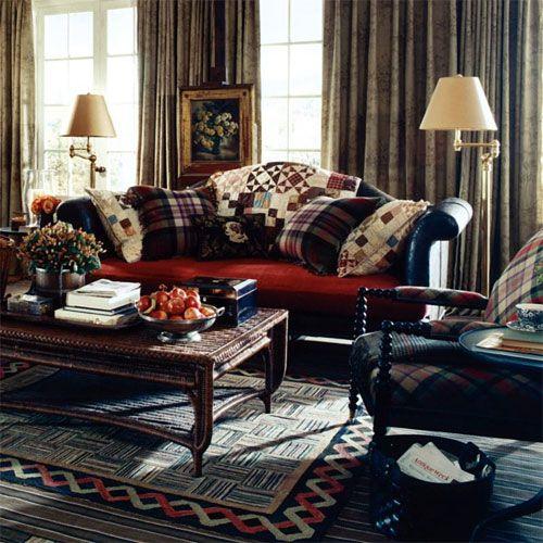 Ralph Lauren Home Collection   Livingroom Left Side