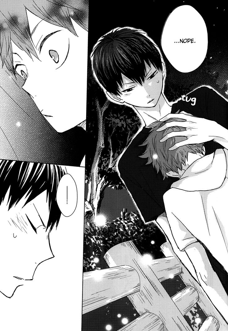 Haikyuu!! - Usotsuki Canon (Doujinshi) Vol.2 Ch.0(end) Page 37 - Mangago