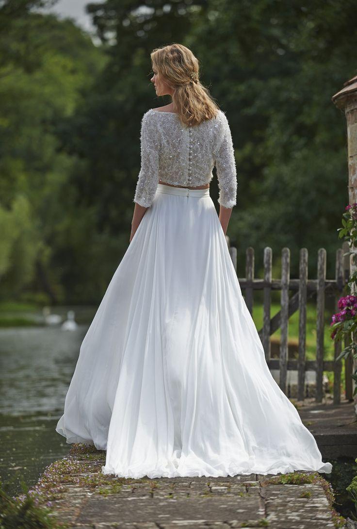 77 best 2016 Wedding Dress Inspiration images on Pinterest | Wedding ...