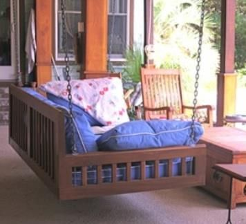 gallery of our porch bed swings and swing beds original charleston bedswing