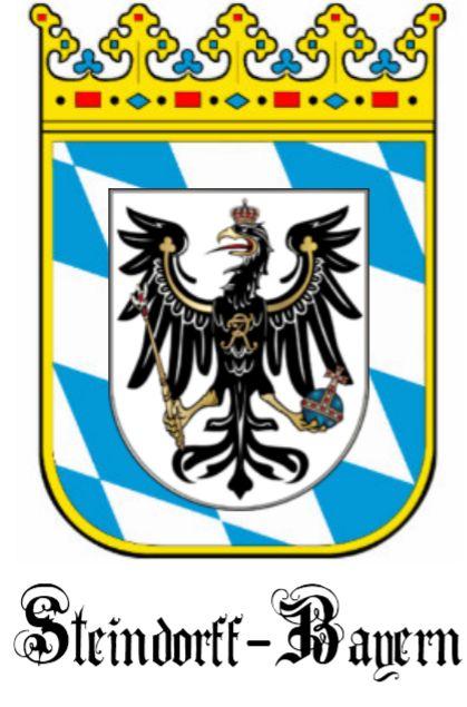 Brasão Família Steindorff-Bayern