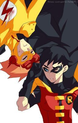 Kid Flash X Reader X Robin (Young Justice)  - Chapter 12 | Wattpad
