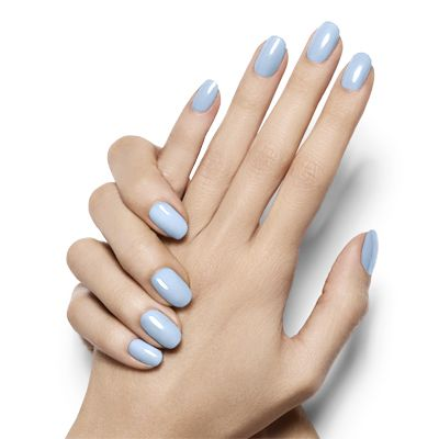 borrowed and blue by essie - want to create a signature bridal look that's all your own? mix it up with a twist on traditional or blend two classic essie sheers for a look that marches down the aisle to a different beat.