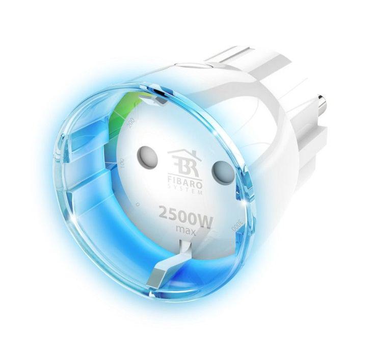 #smarthome #Z-Wave #Casa-inteligenta Priza inteligenta FIBARO este cea mai mica priza de acest fel din lume. Designul sau modern se potriveste oricarui proiect de amenajari interioare, iar suprafata sa neteda si inelul din cristal impresioneaza de la prima vedere. Priza FIBARO nu necesita instalare. Este suficient sa o scoateti din cutie, sa o introduceti intr-o priza si sa conectati mai departe orice alt dispozitiv electric. Interfata este extrem de usor de folosit. FGWPF-102