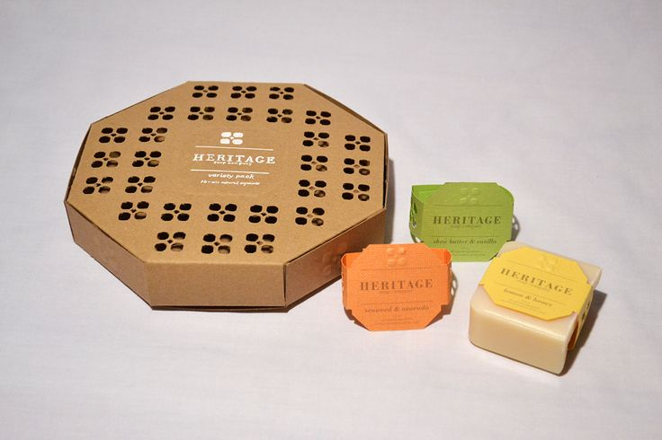 Heritage Soap Company on Behance
