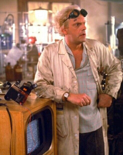 Très 17 best doc brown costumes images on Pinterest   Doc brown costume  UH39