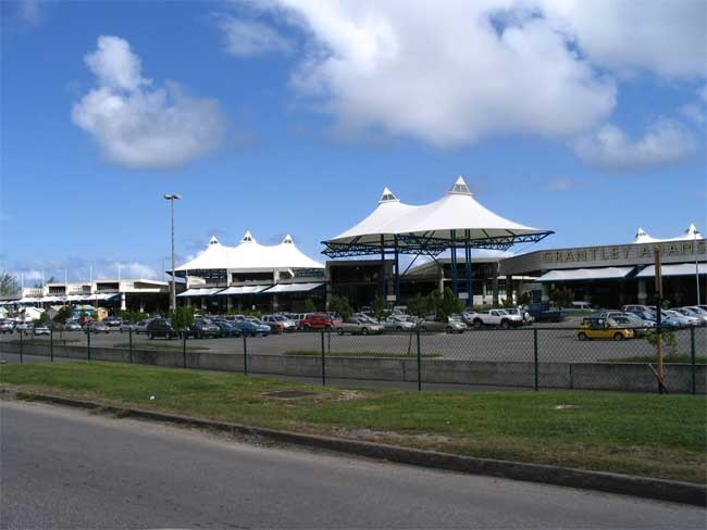 Barbados Airport - Grantley Adams International Airport