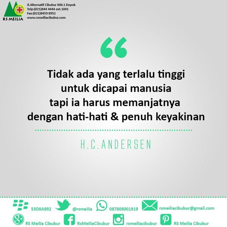Quotes of the day #wise #wisdom #bijak #kebijaksanaan #rsmeilia #cibubur #depok #cileungsi #bekasi #bogor #jakarta