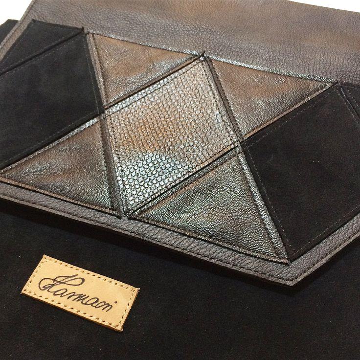Rhombus detail-Karmacsi bag
