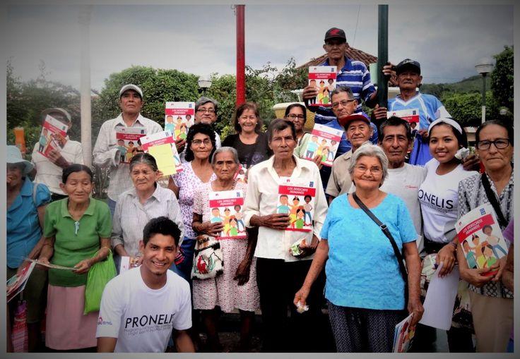 En distrito de Shanao. Lima, mar. 14. El Ministerio de Justicia y Derechos Humanos, a través del Programa Nacional de Enseñanza Legal para la Inclusión Social (Pronelis), realizó un taller de capacitación en derechos humanos en el marco de la Ley del Adulto Mayor, en el distrito de Shanao, a orillas del río Mayo, en …