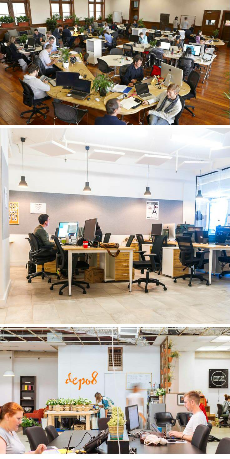 The World's most liveable city is also a great place for coworking. In only a few years, almost 20 coworking spaces have opened in and around…