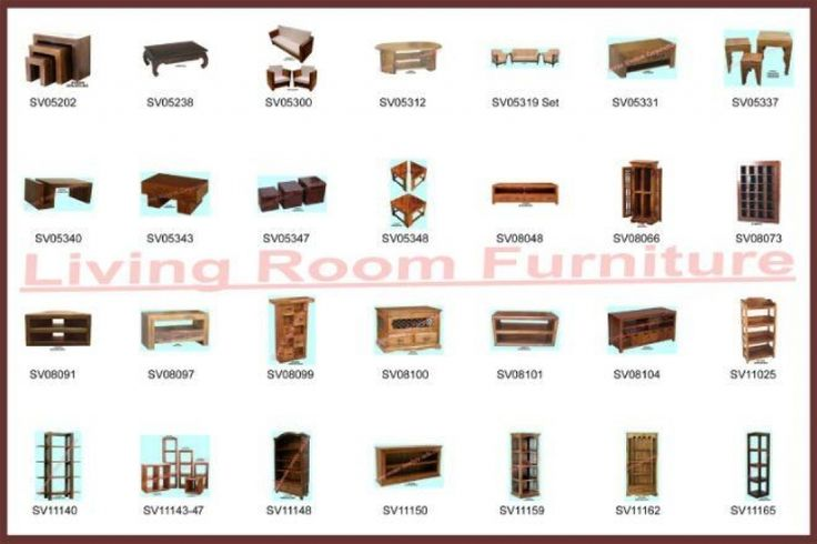 Delightful Decoration Bedroom Furniture Names 6 Dining ...