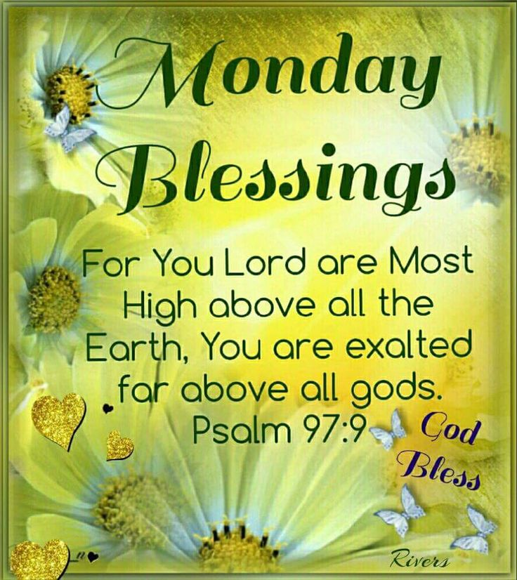 793 best monday blessings greetings images on pinterest - Monday blessings quotes and images ...