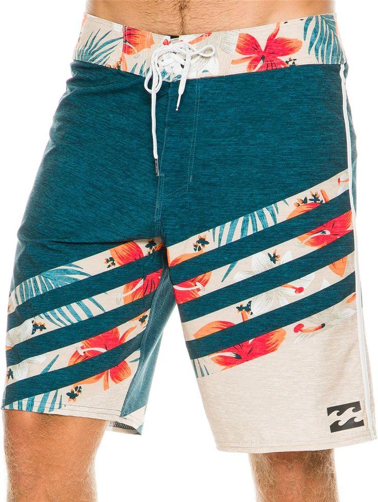 BILLABONG SLICE X BROMUDA BOARDSHORT http://www.uksportsoutdoors.com/product/odlo-cubic-womens-singlet-crew-neck-cubic/