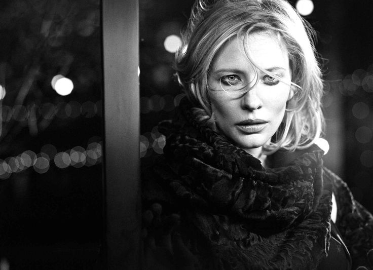 Cate Blanchett, Londres, Royaume-Uni, 2000.