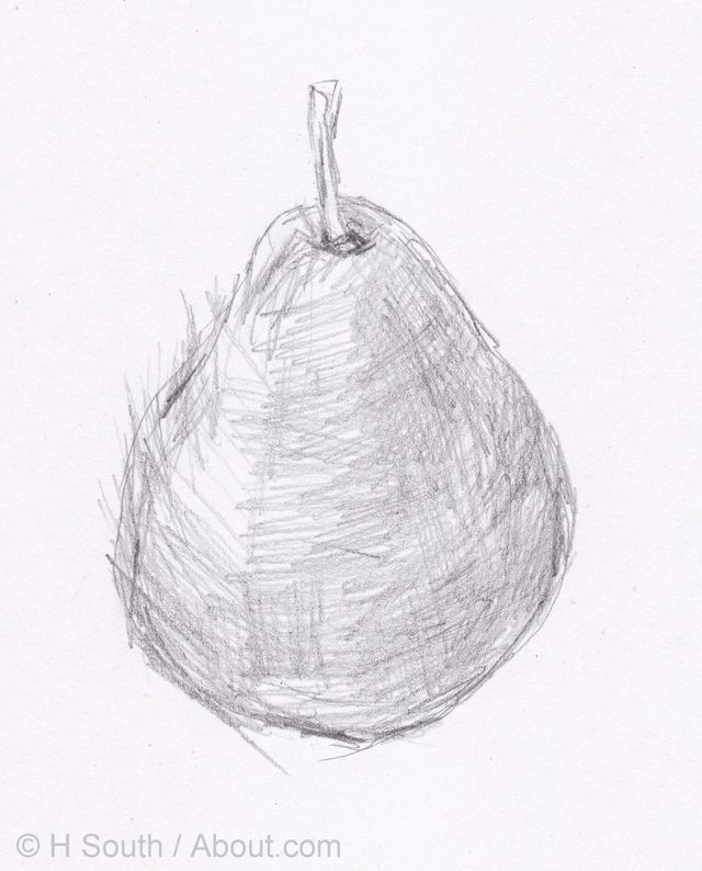 Think You Can't Draw? Try This Lesson for Absolute Beginners: Begin Shading