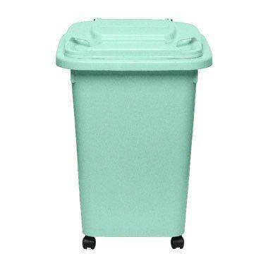 Kliko 50 liter soft groen Groen