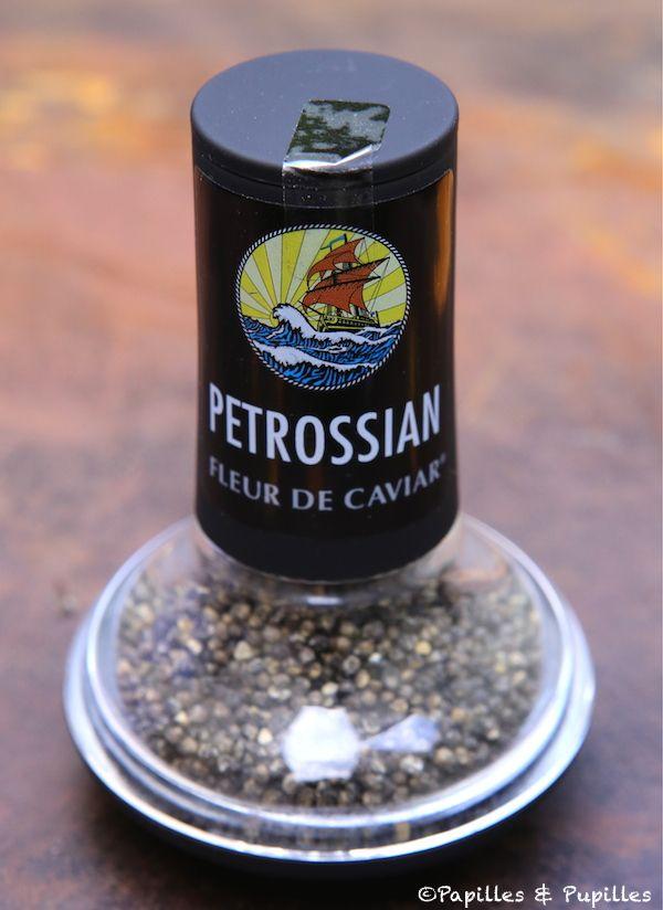 Fleur de caviar - Petrossian