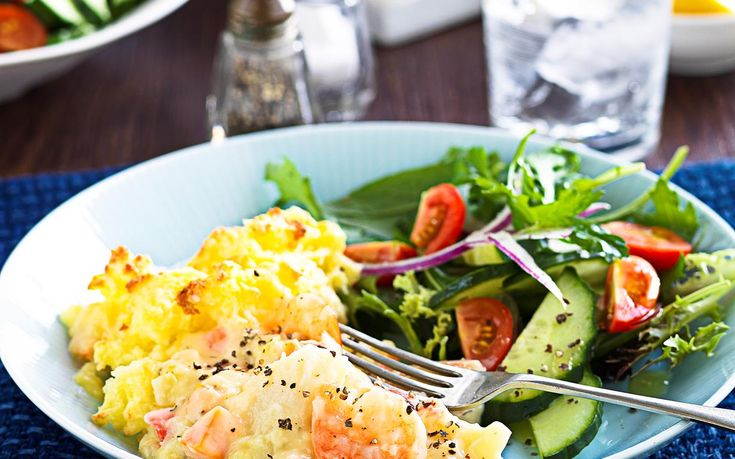 Seafood Mornay recipe - By New Zealand Woman's Weekly, The ocean's bounty is the…