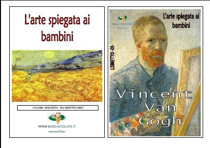 13310 best images about scuola dell 39 infanzia on pinterest for Ciao bambini van gogh