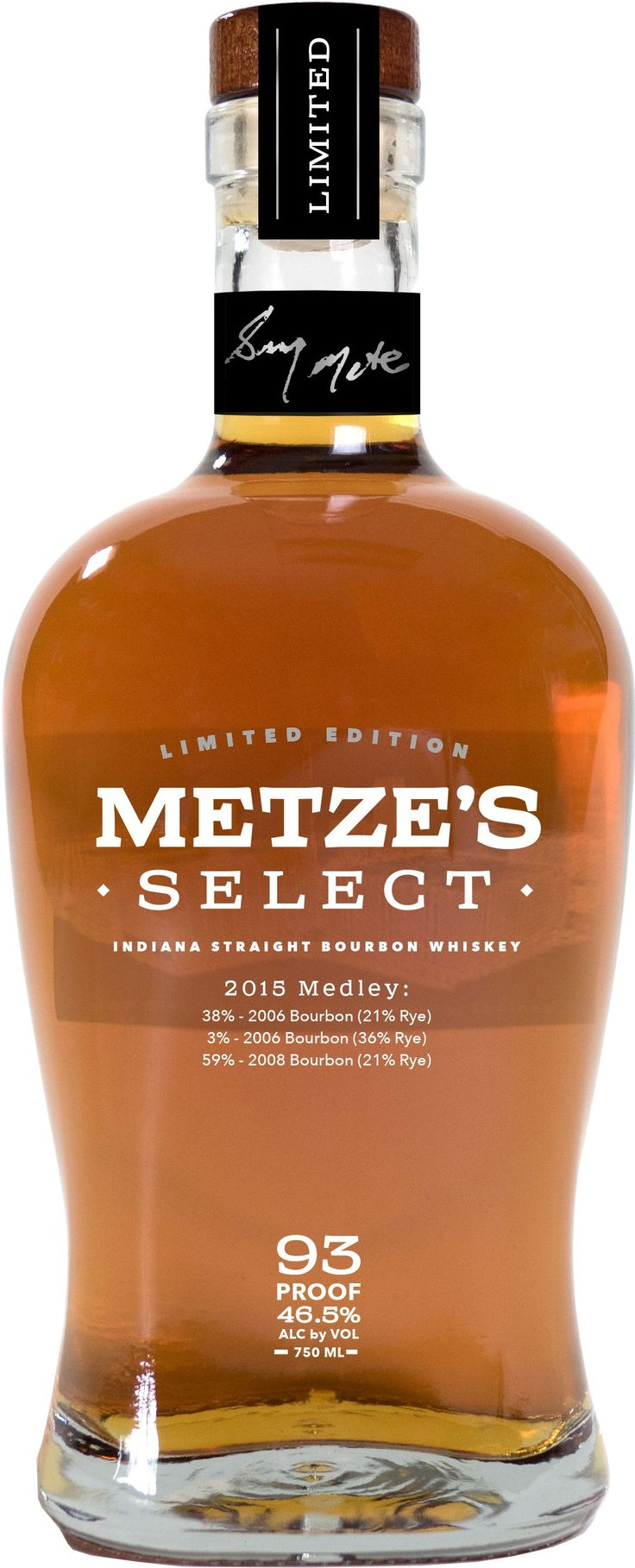 It's finally here. The first widely-available offering from Indiana's MGP distillery is likely to change the Bourbon landscape in the U.S. Price - $80.