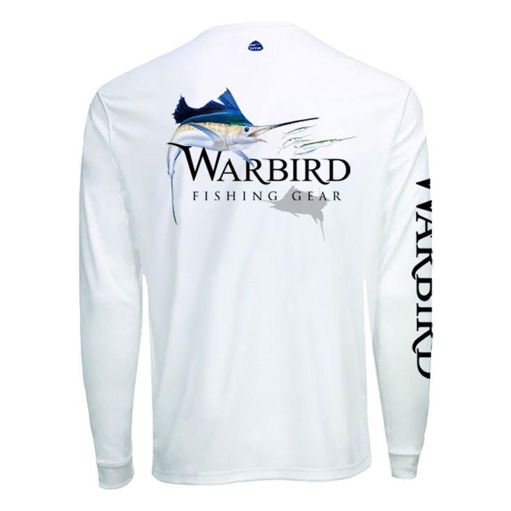 Men's OTP UV Shirt: Warbird Sailfish