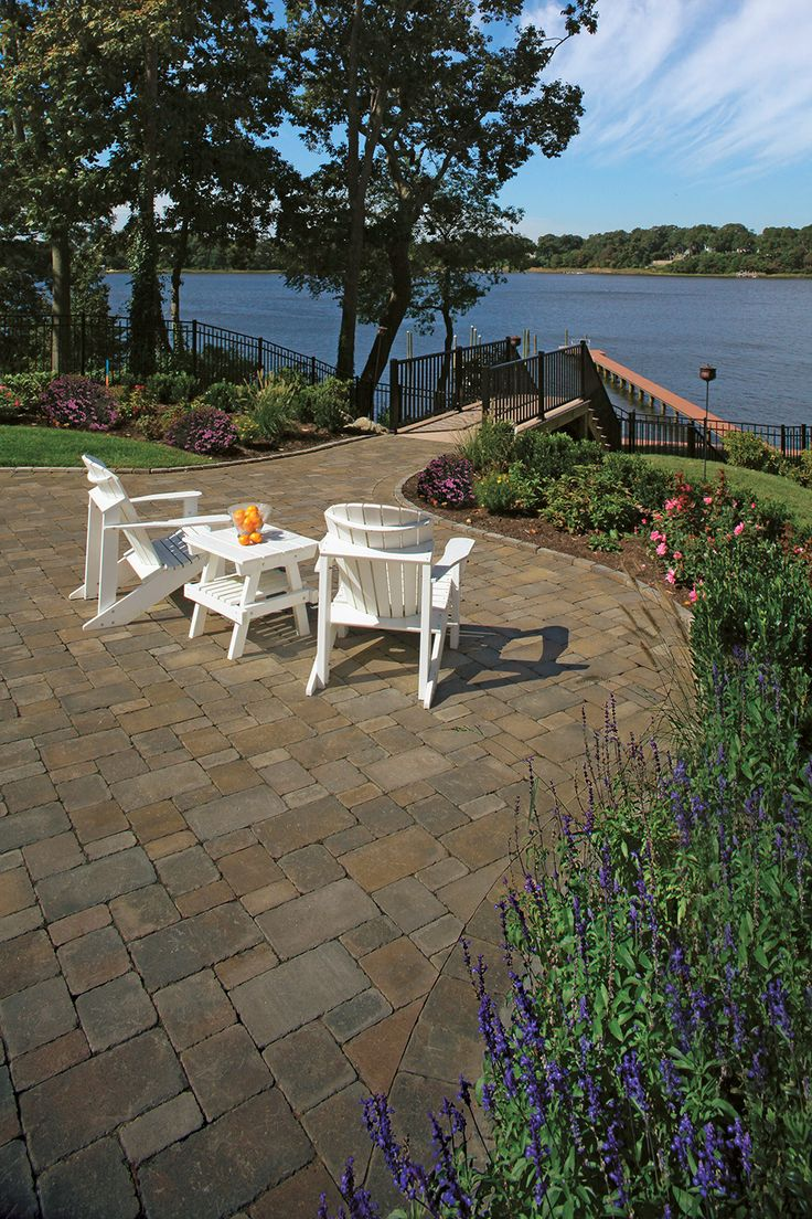 Backyard Stone Ideas