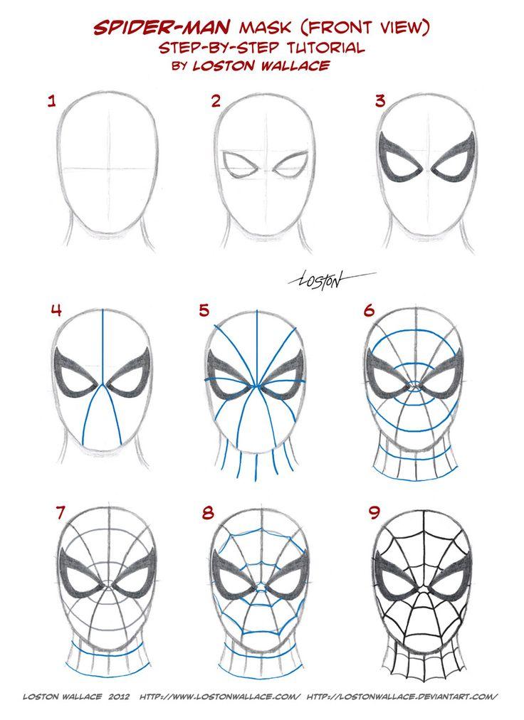 spiderman no mask - Google Search
