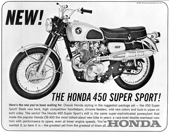60's-70's japanese motorcycle nerdery.