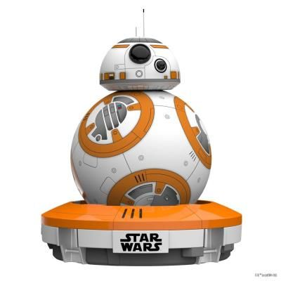 :: SPHERO STAR WARS ROBOT BB-8 :: Compatible with iOS and Android.