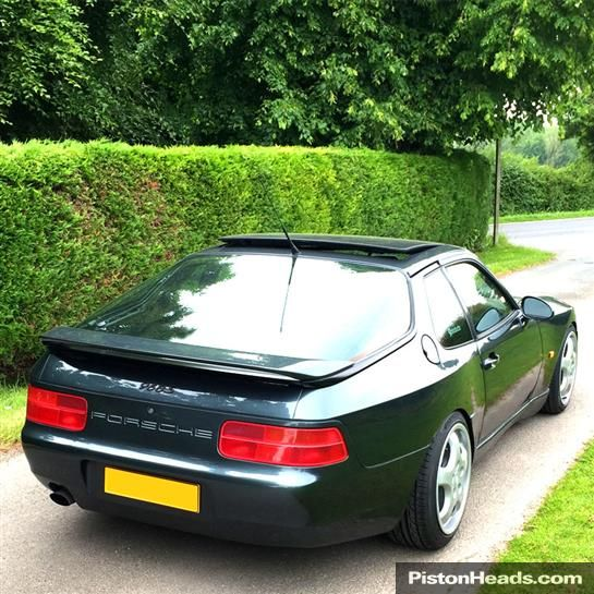 Used 1994 Porsche 968 SPORT for sale in North East Lincolnshire | Pistonheads