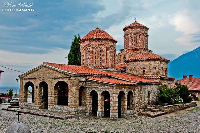 Saint Naum Monastery Church, things to See in Macedonia, Places to Visit in Macedonia, Beautiful Churches in Macedonia,