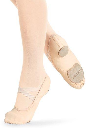 97dc9e941e2 Capezio Hanami Ballet Shoe Leather Fashion