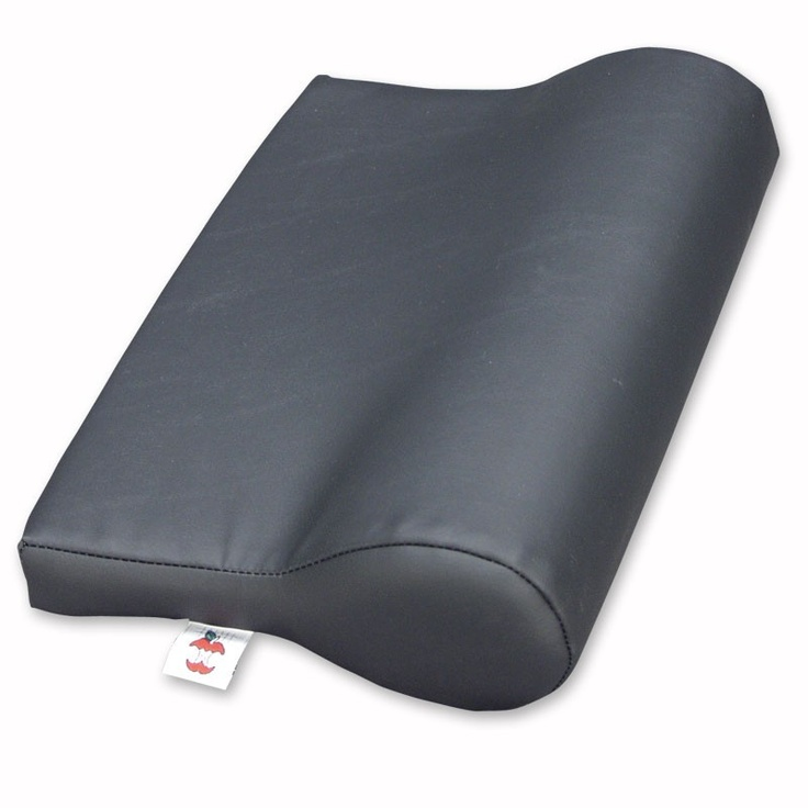 the ab contour pillow is designed to provide comfortable support for an aching neck and shoulders orthopedic