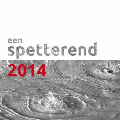 Nieuwjaarskaarten - 2014 - spetterend