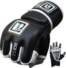 Open palm design for better grip and ventilation Supportive hook-and-loop strap Made of PU Special materials guards against odor and microbes To buy online this product just click here: http://agasi.com.my/MMA-Products/MMA-Glove/MMA-Glove-PU-Black