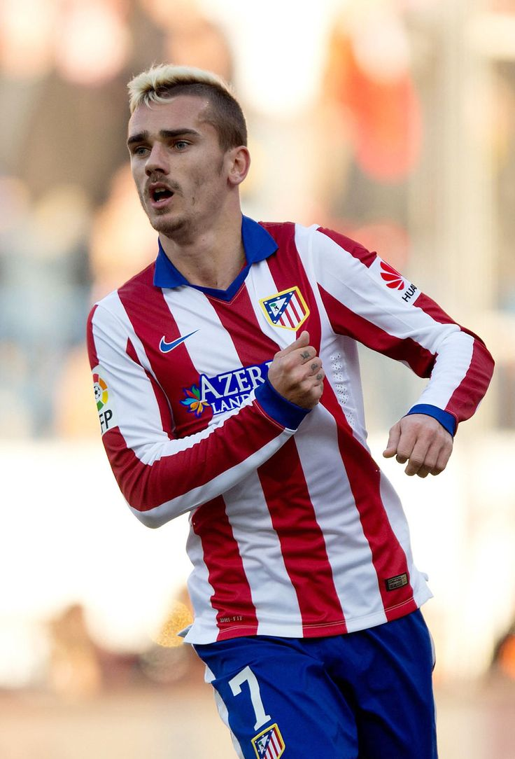 Antoine #Griezmann of #Atletico #Madrid