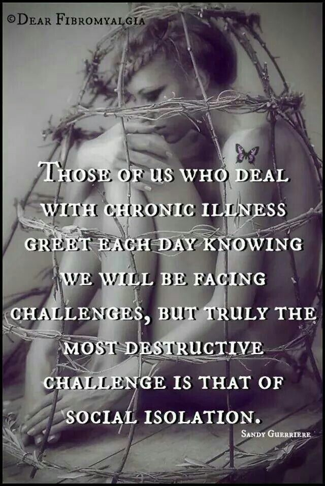 Chronic illness ~ The worst thing about this horrible pain is the pain in our hearts that those we loved have all abandoned us, say hurtful things and judge us. It's ripping our hearts out!