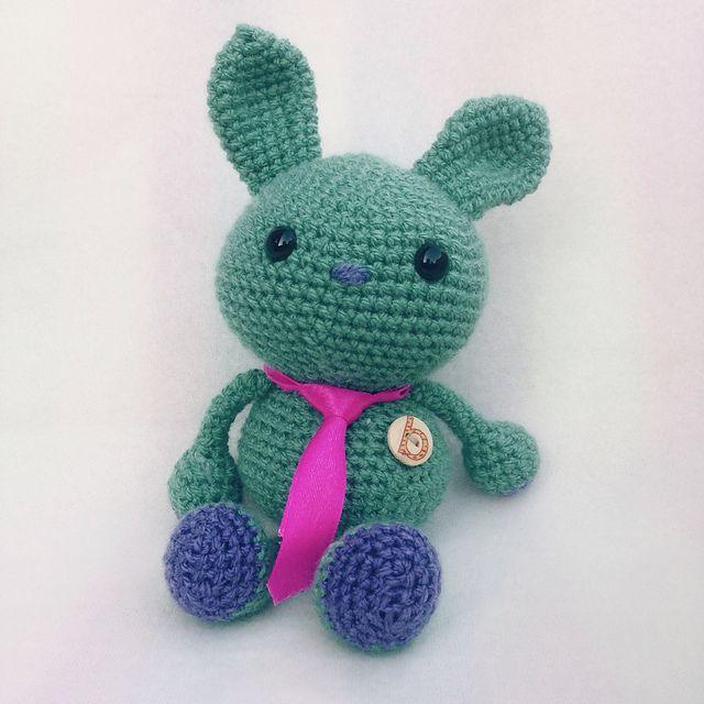 Wasabi the Bunny (Little Muggles)
