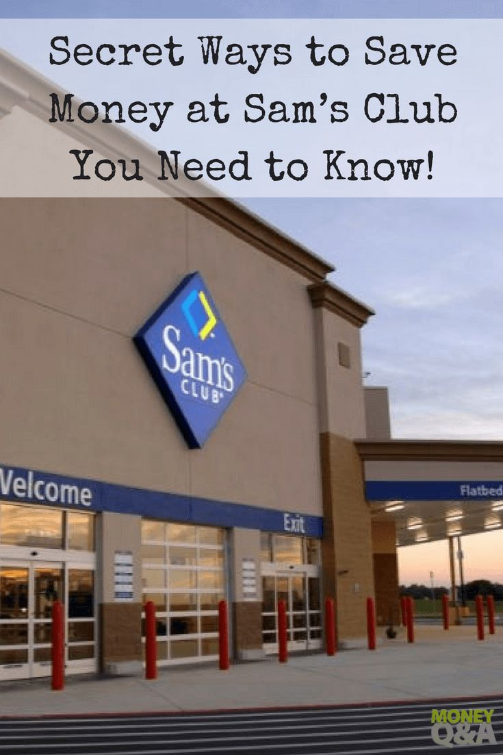 It definitely pays off to become Sam's Club member. And, there are some hidden ways to get Sam's Club savings. Here's how to get all the Sam's Club savings.