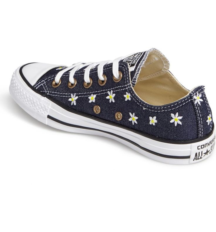 Main Image - Converse Chuck Taylor� Low Top Sneaker (Women). Canvas  SneakersConverse Chuck TaylorSneakers WomenChuck TaylorsAdidas Stan Smith SportyNordstrom