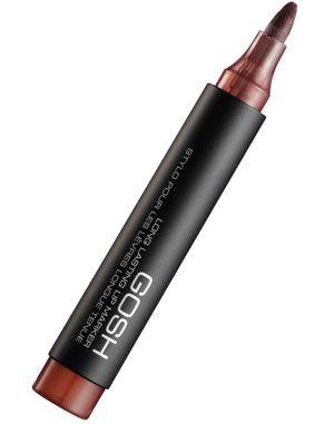 Gosh Long Lasting Lip Marker 4 Chocolate