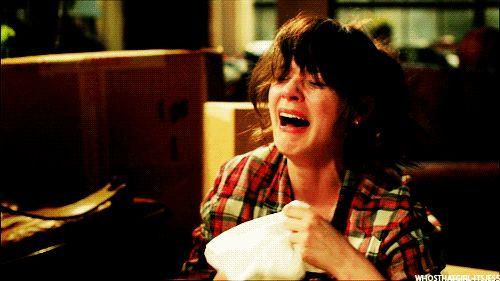 TPM: conheça todos os tipos e saiba como lidar  Sente vontade de chorar até com desenho animado? Sua TPM pode ser do tipo D, caracterizada pela tristeza, a ansiedade, a insônia e crises de choro.